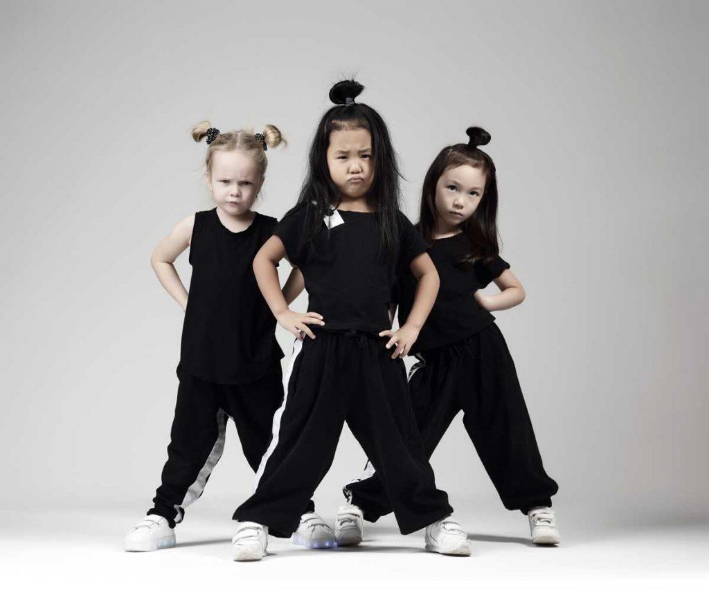 Junior Hiphop Dance Class