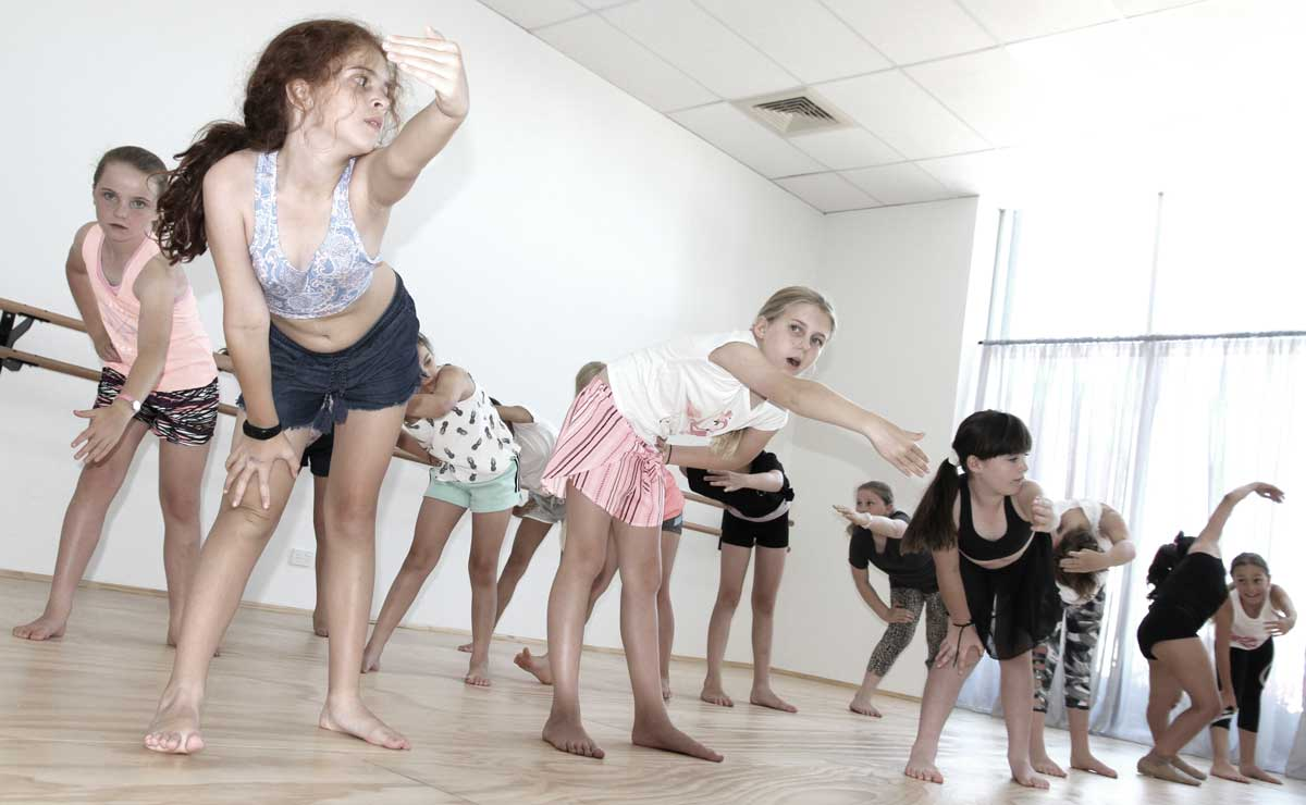 kids dance birthday party in Maidstone